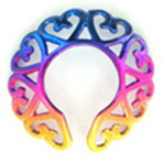 Nipple Shields Jewelry Color
