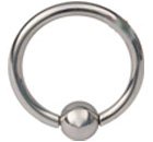 Steel Glans Ring - Non Piercing