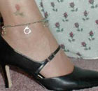 Anklet Handcuff Jewelry