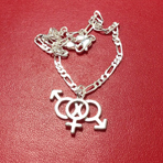 MFM Charm Swingers Anklets