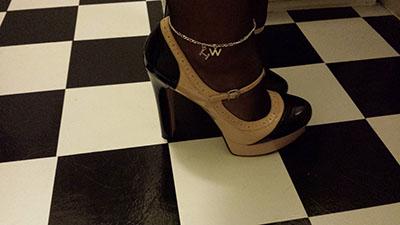 HotWife Anklet - MyWickedJewelry.com